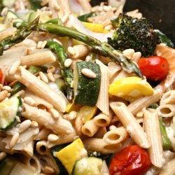 Summer pasta--quick