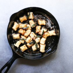 Gnocchi With Sage Brown Butter Sauce