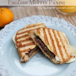 Sausage Cheese English Muffins