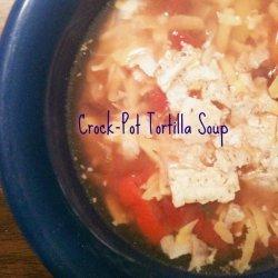 Quick Tortilla Soup