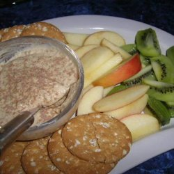 Butternut Snap Malter (Fruit Dip, Spread or Icing) recipe