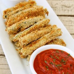 Baked Zucchini Appetizer