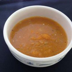 Vt's Butternut Squash-Bartlett Pear Soup