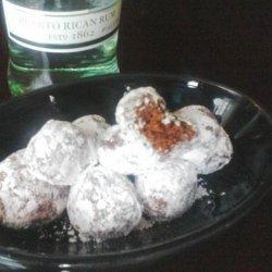 Aunt Helen's Rum Balls
