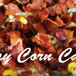 Holiday Corn Casserole