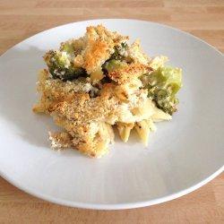 Tuna-broccoli Bake