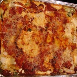 Tomato & Cheese Lasagna