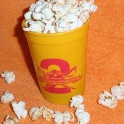 Homemade Chili Seasoning Popcorn recipe