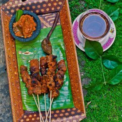 Java Style Beef Sate recipe