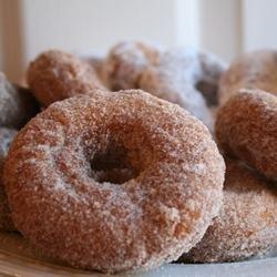 Super Easy Doughnuts