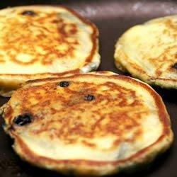 Delicious Gluten-Free Pancakes recipe