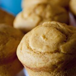 Spiced Butternut Squash Muffins recipe