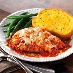 Chicken Parmesan Bake