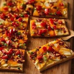 Twice-Baked Potato Pizza
