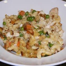 Soup-erb Chicken Casserole
