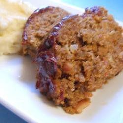 Bacon Chili Cheeseburger Meatloaf