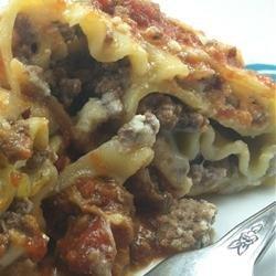 Lasagna Roll Ups II
