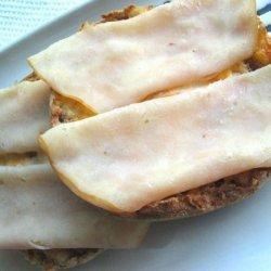 Turkey-Cheese Toast