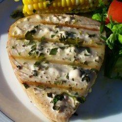 Grilled Fish With Latholemono