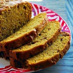 Pumpkin Bread (Spiced)