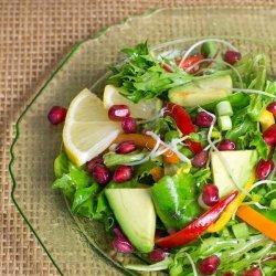 Pomegranate Salad Dressing