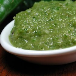 Green Curry Paste (Gaeng Kiow Wan) recipe