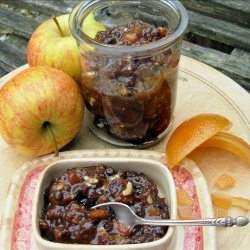 Traditional British Mincemeat for Christmas Mince Pies!