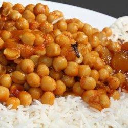 Chickpea Curry(Gluten Free)