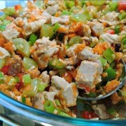 Olivia Newton John's Tamaramma Tuna Salad