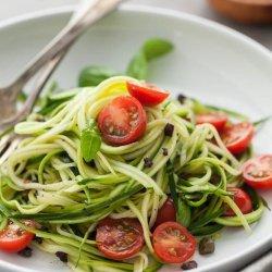 Fresh Tomato Olive Sauce
