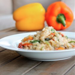 Sun-Dried Tomato Risotto