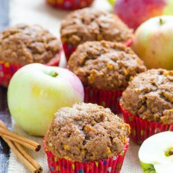 Spiced Apple Muffins