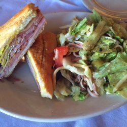 Columbia Restaurant Cuban Sandwich