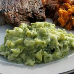 Broccoli With Lemon Sauce (Another Version)