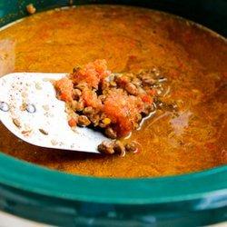 Curried Garbanzo Beans