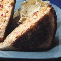 Pimento Cheese (No Mayonnaise)