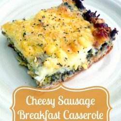 Sausage Brunch Casserole