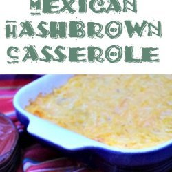 Mexican Hashbrown's