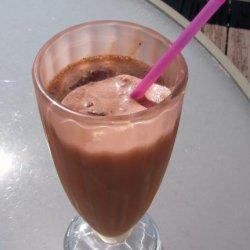 Double Chocolate, Chocolate Shake