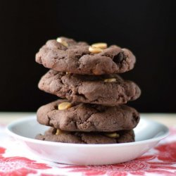 Delicious Double Peanut Butter Cookies