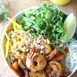 Spiced Rice Salad