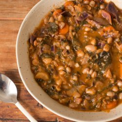 Bean and Vegetable Stew (Vegan)