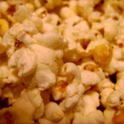 Homemade Healthy Kettlecorn Popcorn