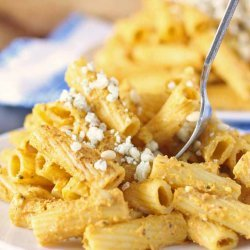 Pumpkin Sauce for Pasta