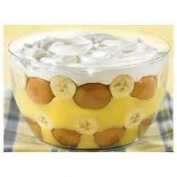 Easy Southern Banana Pudding