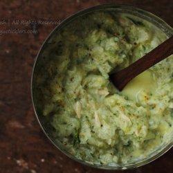 Cucumber and Yogurt Raita