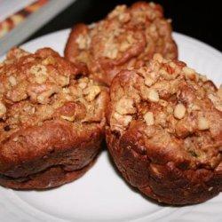 Cranberry-Apple Spice Muffins (Gluten Free)
