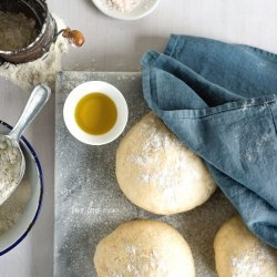 Fabulous Food's Pizza Dough