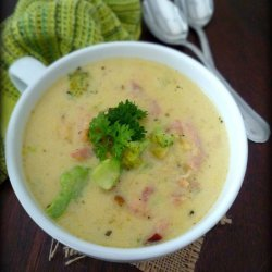 Ham & Cheese Soup