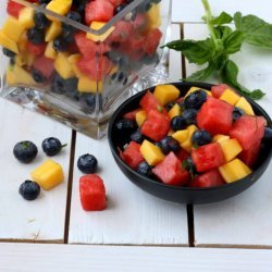 Not Your Momma's Fruit Salad